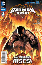 Batman and Robin Vol 2 Annual-1 Cover-1