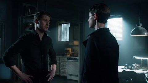 Bruce le pide ayuda a Gordon para encontrar a Ivy Pepper.