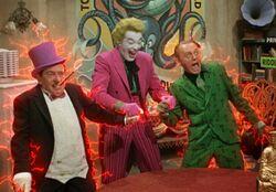 Joker 1960s joy buzzer