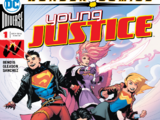 Young Justice (Volumen 3)