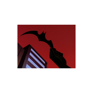 En Batman La serie animada