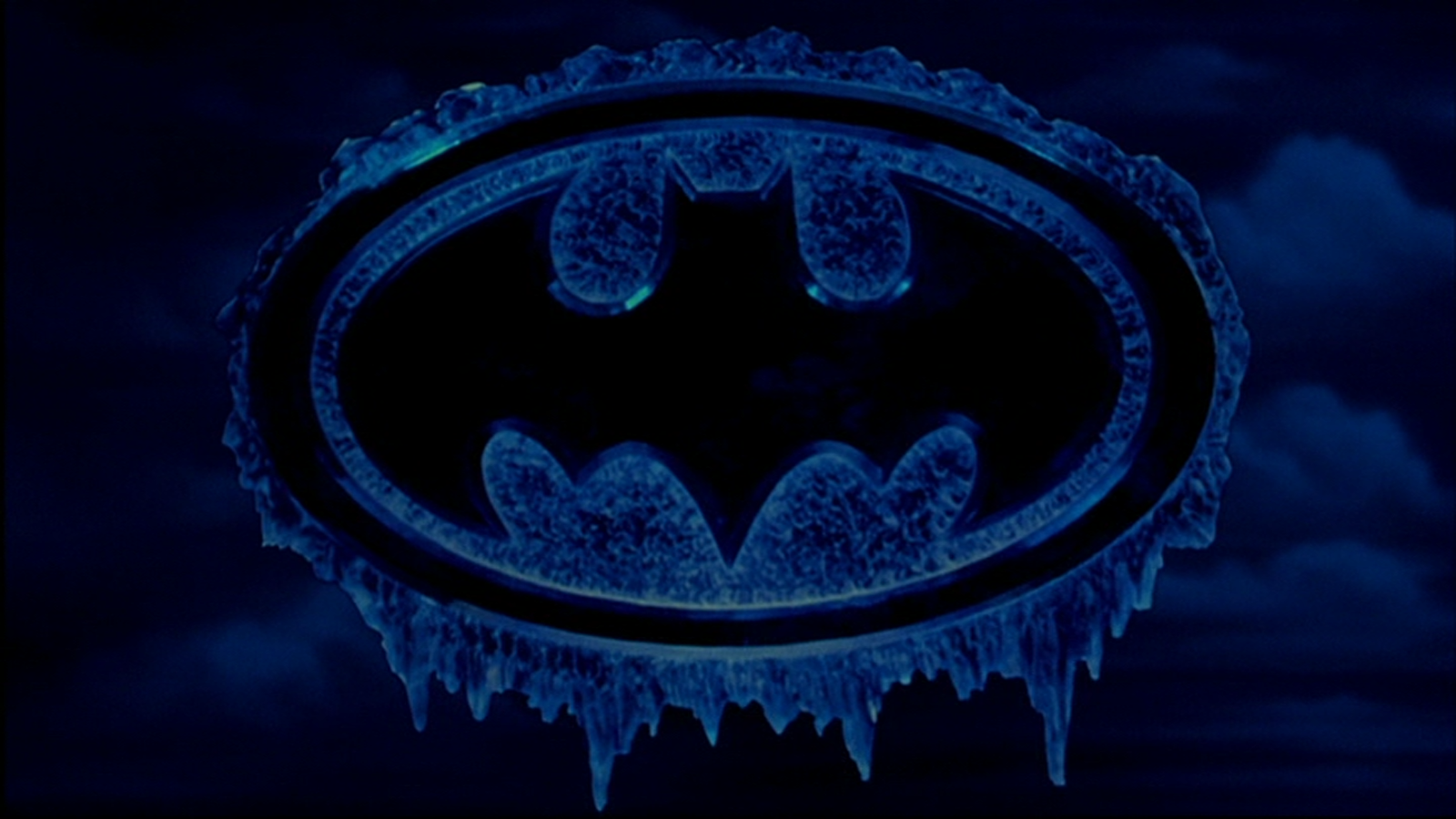 Image Frozen Batman Logog Batman Wiki Fandom Powered By Wikia