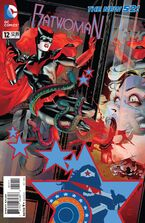Batwoman Vol 1-12 Cover-1