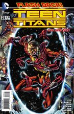 Teen Titans Vol 4-23 Cover-1