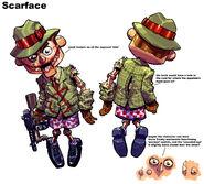 Scarface Konzept