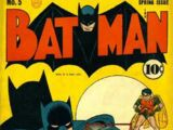 Batman Issue 5