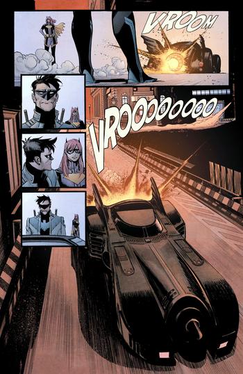 Batman Curse of the White Knight Vol.1 7 imagen