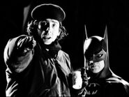 Batman Returns - Burton and Keaton