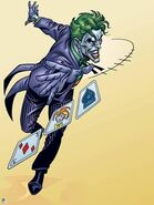 Joker's Razor-Sharp Playing Cards