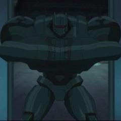 Batman saca a relucir su armadura.