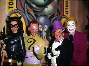 Batman 1960s Recurring Villains