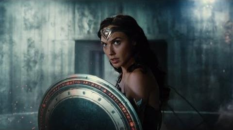 Justice League - Wonder Woman teaser trailer
