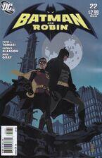 Batman and Robin-22 Cover-2
