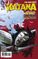 Katana Vol 1-9 Cover-1