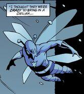 Moth takes flight1