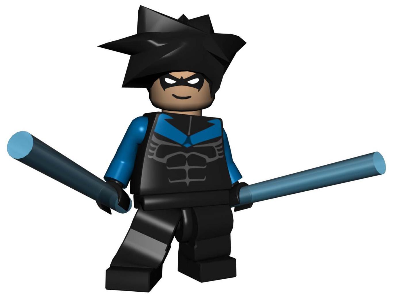 Image  Nightwing LBTVGjpg  Batman Wiki  FANDOM powered by Wikia
