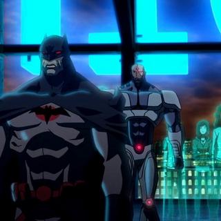 Batman se rehúsa a ayudar a Cyborg