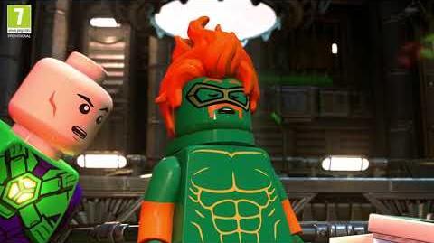 ¡Crea tu propio villano en LEGO DC Súper-Villanos!