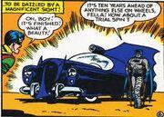 Batman batimovil 1950