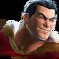 DC Legends Shazam Billy Batson Portrait