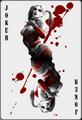 Harley Quinn - Joker Karte