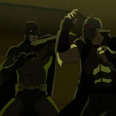 Batman contra el Hereje.