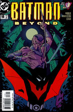 Batman Beyond v2 18 Cover