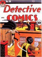 Detective Comics 50