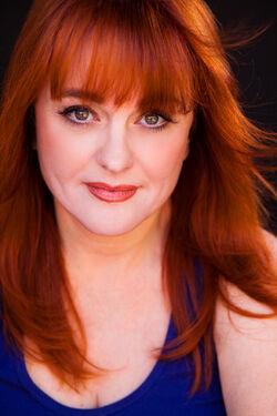 Official Julie Brown portrait