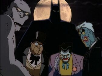 Batman la serie animada the animated series 11