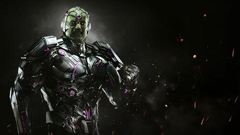 Injustice 2 - ¡Presentando a Brainiac!