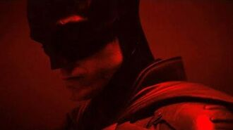 The Batman - Prueba de vestuario - Batman