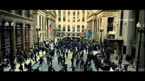 The Dark Knight IMAX Featurette