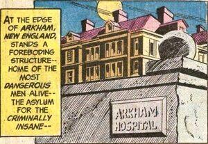 Arkham Asylum 009