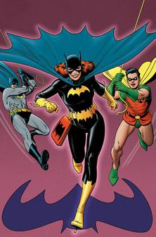 Batgirl Edad Plateada