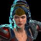 DC LegendsWonder Woman Champion of the Amazons Portrait