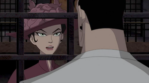 Selina le pide a Bruce que cuente su secreto