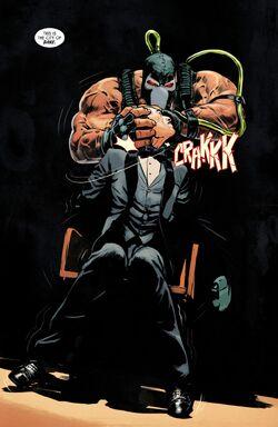 Bane Kills Alfred