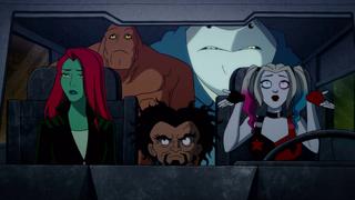 Harley Quinn - El equipo decide robar Wayne Enterprises