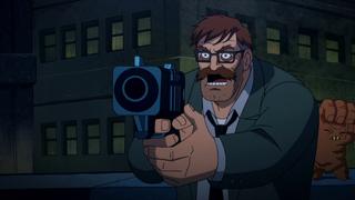 Harley Quinn - Gordon enloquece por proteger al Brazo