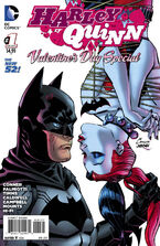 Harley Quinn Valentine's Day Special Vol 2-1 Cover-2
