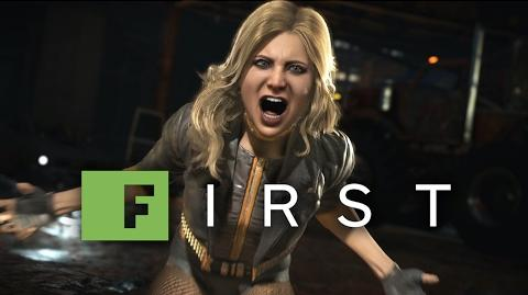 Injustice 2 - Trailer Black Canary