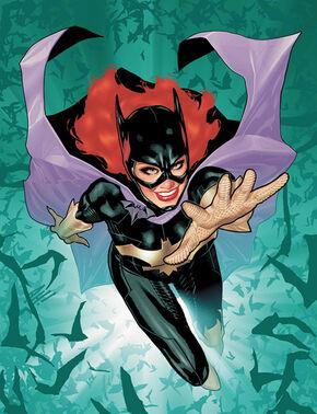 BatgirlNew52