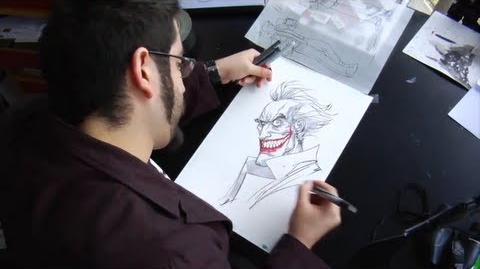 Batman Arkham Asylum Comic Book Trailer