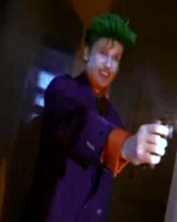 The Joker Birds Of Prey Batman Wiki Fandom