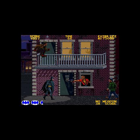Videojuego arcade de desplazamiento horizontal