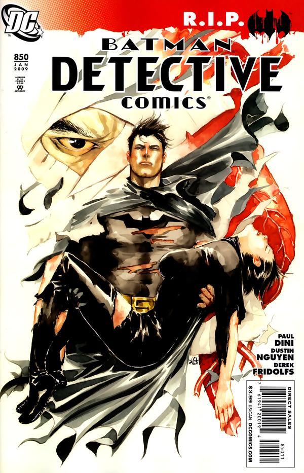 BATMAN #678 VERY FINE// NEAR MINT 2008 DC COMICS R.I.P.