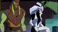 Silver Banshee & Scarecrow BMUMM