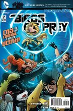 Birds of Prey Vol 3-7 Cover-1