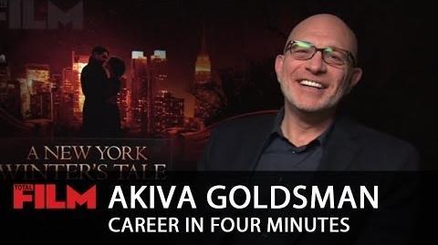 Akiva Goldsman Career In Four Minutes